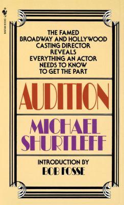Audition-9780553272956--Shurtleff, Michael-Bantam Books